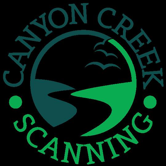 Canyon Creek Scanning